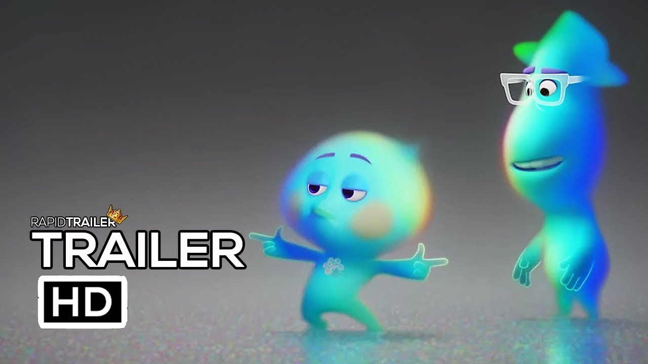 SOUL - Official Trailer (2020) HD