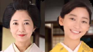 NHK朝ドラごちそうさんで西門静を演じる宮崎美子さんについて、撮影現場...