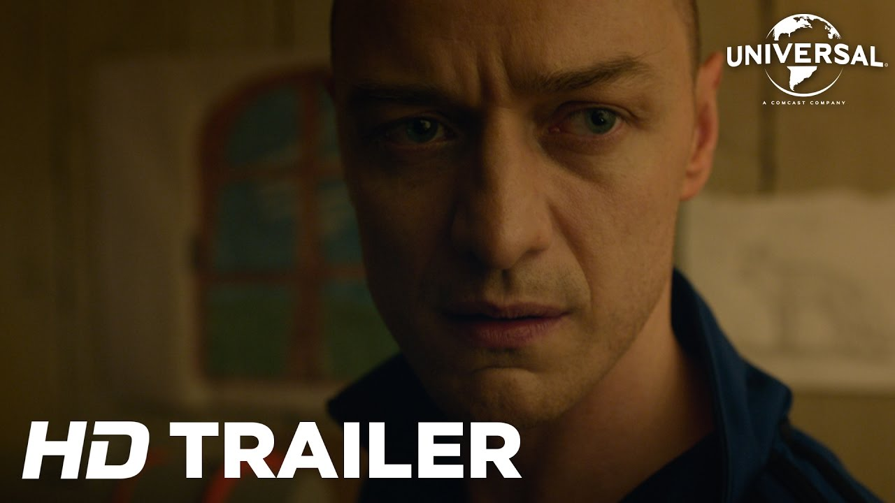 Split Officiell Trailer 2 (Universal Pictures) HD
