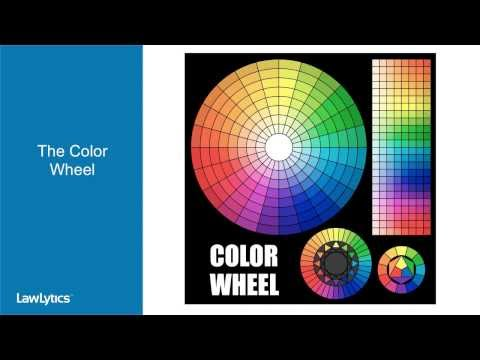 Choosing The Right Colors For The Web | Legal Marketing Webinar | LawLytics