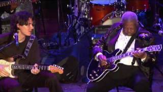 BB King and John Mayer Live (part 1) At Guitar Center