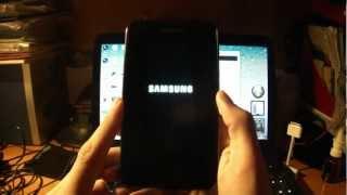 Перепрошивка Samsung Galaxy Note N7000 на android 4.0.3 (официальная)