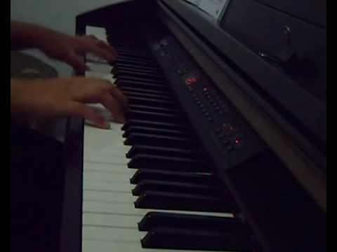 Perahu Kertas - Maudy Ayunda on piano by Nalit