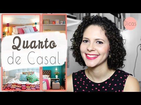 5 Dicas de decoração para o quarto de casal | Mariana Martins
