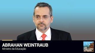 Abraham Weintraub: O Ruidoso Sucessor De Vélez