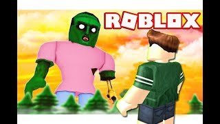 face the zombie game in roblox!
