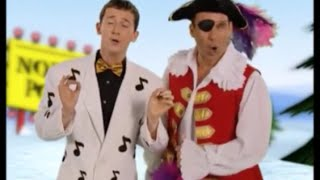 The Wiggles - Jingle Bells [2001] [Screaming and Funny Verison]