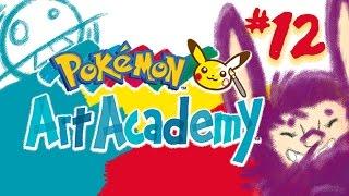 Pokémon Art Academy - Ep12: Calm Before the Storm