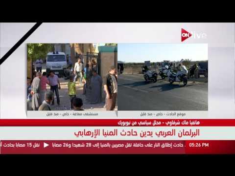 ماك شرقاوي: الإدارة الأمريكية أنزعجت من الحادث الأليم لأقباط مصر