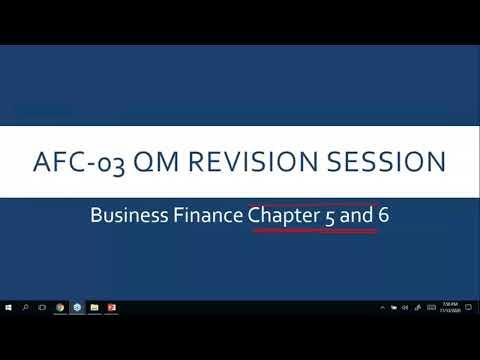 QM Revision Session 2 Part 1 Business Finance Simple, compound, Multiple compounding equivelent rate