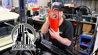 THE SKID FACTORY - Small Block Chevy NOVA [EP3]