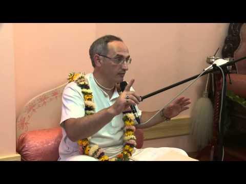 Шримад Бхагаватам 1.19.1 - Аударья Дхама прабху