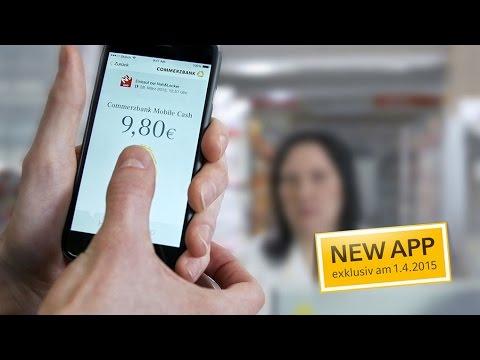 Aprilscherz 2015: Die Neue Commerzbank Cash-App
