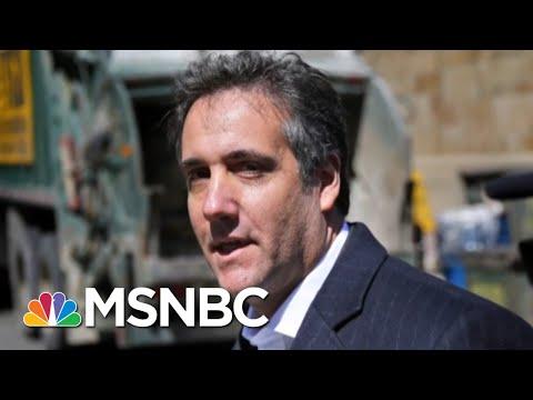 Will Michael Cohen Turn On President Donald Trump? | The Last Word | MSNBC