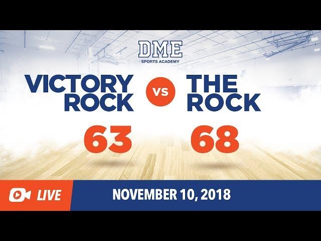 Victory Rock vs. The Rock