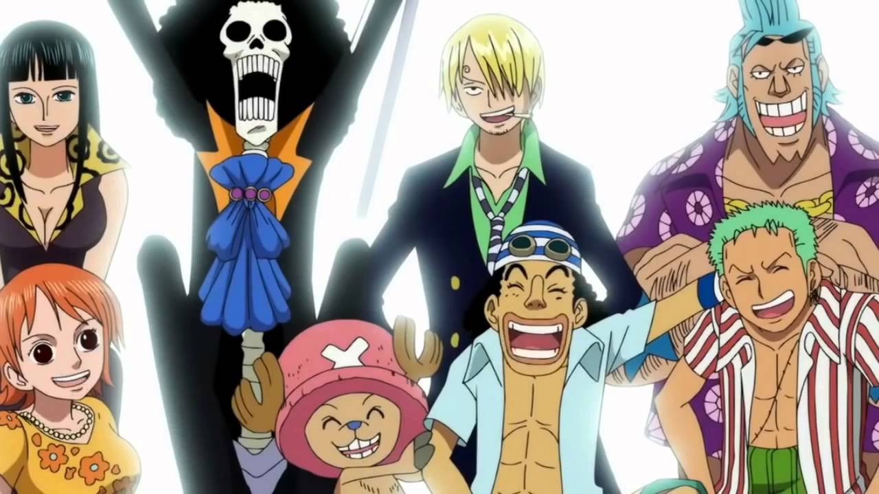 One Piece   Welcome to the new world  2 Years Later  HD AMV