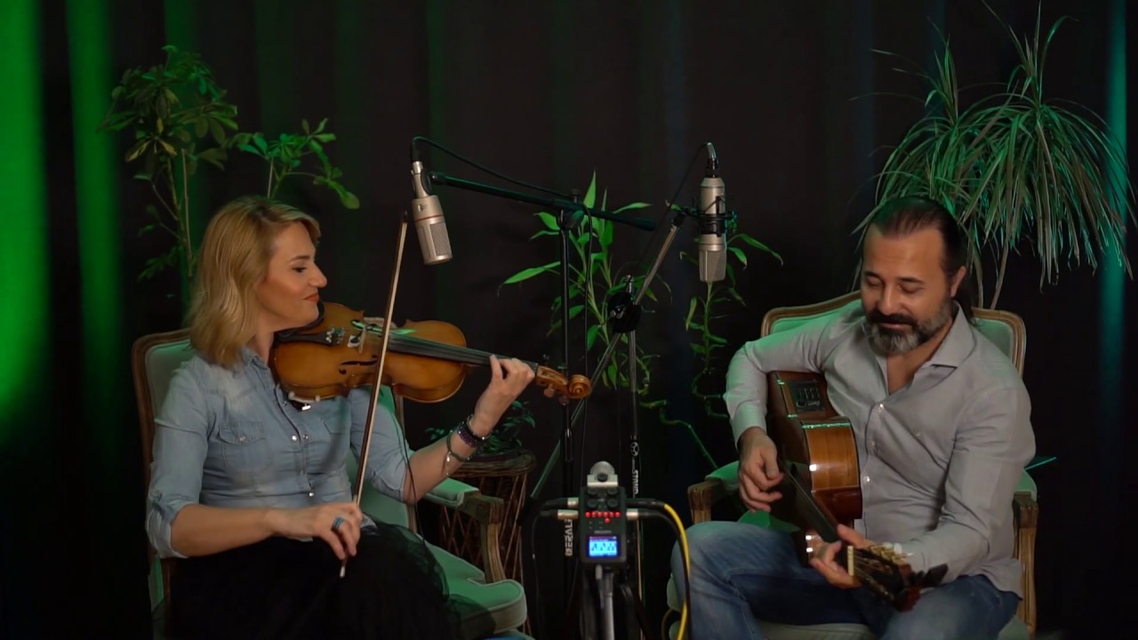 Download SÖYLE NAZ MI BU KAŞ ÇATIŞ (akustik) CANAN & YAHYA GEYLAN - GEYLAN MUSIC