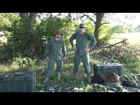 Brent0331 prepping gear for One Shepherd training