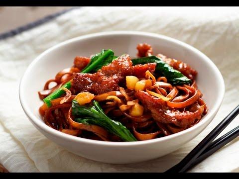 Hokkien Chiu Kang Mee - Handmade Noodles | My Singapore Food
