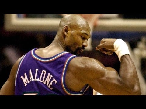 Karl Malone - You Can't Stop Me