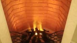 Электрокамин с системой имитации 3D огня(Электрокамин с системой имитации 3D огня на основе парогенератора своими руками. Боллее подробно https://www.drive2...., 2015-01-22T20:31:32.000Z)