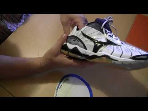Кроссовки волейбольные Mizuno WAVE TORNADO X SS16