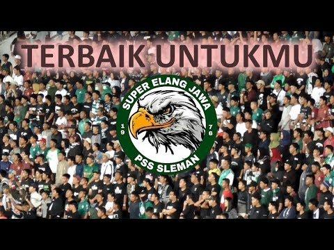 Terbaik Untukmu Chant Brigata Curva Sud - PSS Sleman Vs ...Badak Lampung Futbol24