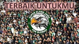 Terbaik Untukmu Chant Brigata Curva Sud - PSS Sleman Vs Perseru Badak Lampung FC