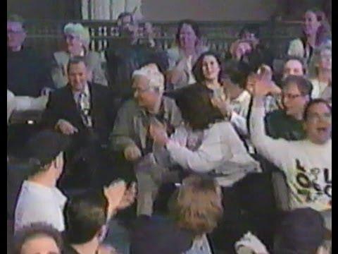Tony Randall on Late  May 9, 1997