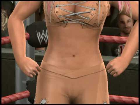 Raw 2010 Natalya Naked Attire 2 Youtube