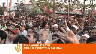 Pakistani groups protest against US