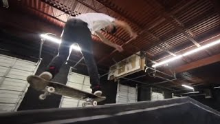 Beast Technical Skateboarding!