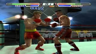 Rocky Legends Playthrough Part 1 - IVAN DRAGO IS HERE!!!