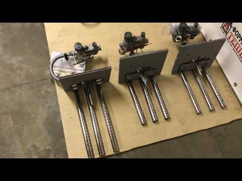 Обзор на газовые горелки САБК 3ТБ4 П, САБК 4ТБ 2П, УГ САБК ТБ 16 1, УГ САБК ТБ 12 1
