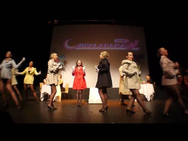 Copacabana Cast 2 - Hull College Musical Theatre