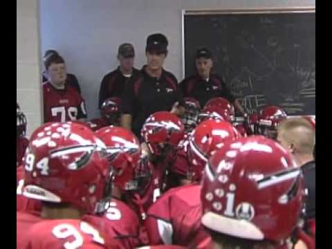 Greatest Pre-Game Football Speech of All Time (That wasn't in a movie)