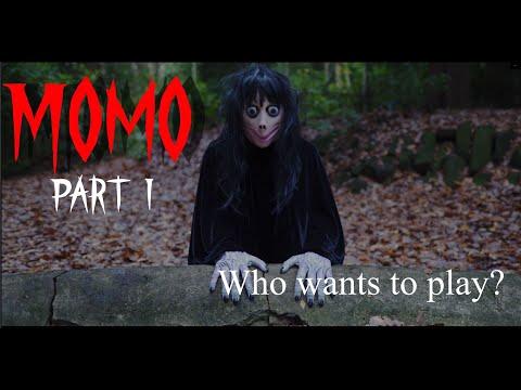 Momo Part I - Short Horror Movie 4k