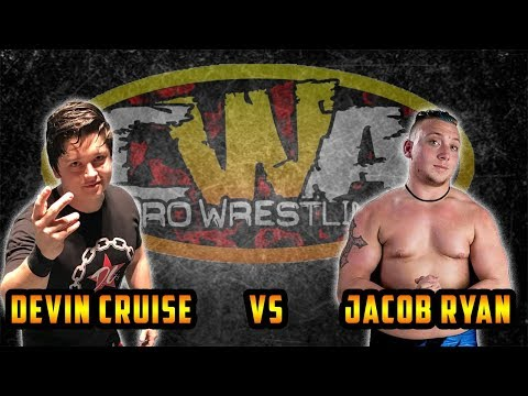 Devin Cruise vs Jacob Ryan CWA