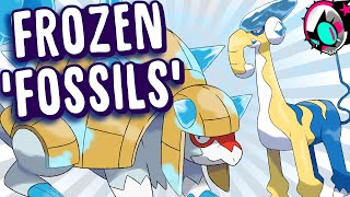 Creating Ice Age Fossil Pokemon! | Gnoggin - Kaskade Region