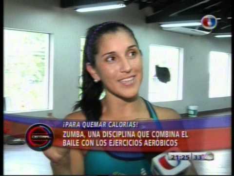 Zumba con Rossana Fleitas en El Club Sajonia (Asuncion - Paraguay)