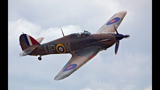 Hawker Hurricane Heist - The Spy Who Stole an RAF Fighter