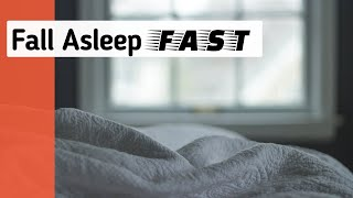BEST Video EVER Made on How to Sleep Fast + Giveaway!