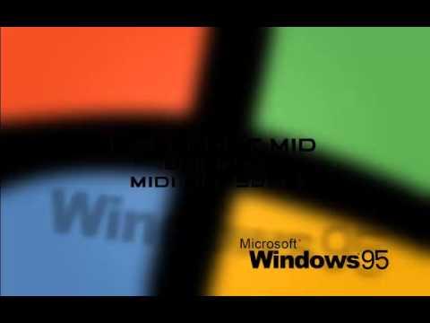 Windows 95 Passport mid (Original Midi File Song)