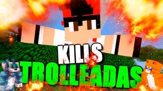 HERPENO IS BACK | Kills y Trolleadas | SkyWars Cubecraft