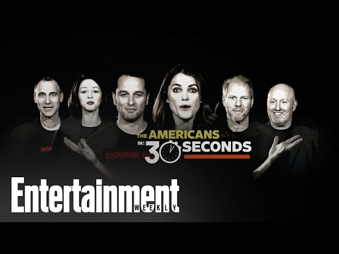 'The Americans' recapped in 30 Seconds