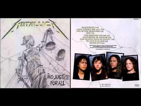 Metallica - Blackened (Remastered)