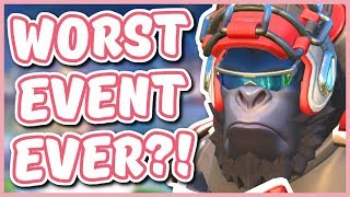 Overwatch - 2018 SUMMER GAMES EVENT REVIEW (Worst Event Ever?!)