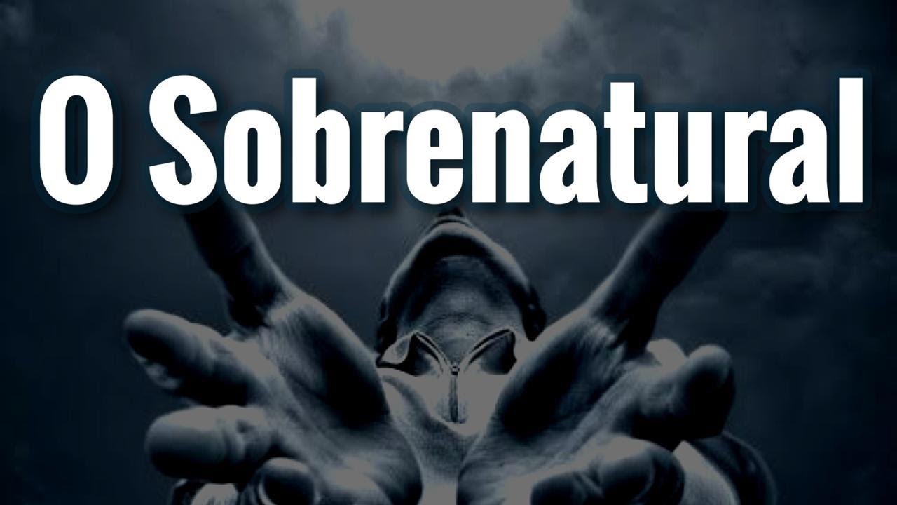 O Sobrenatural! Poderosa Pregação Evangélica! Muito Forte! Impactante!