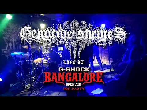 Genocide Shrines - Hurl Burning Spears (Live in बेंगलुरु 2017)