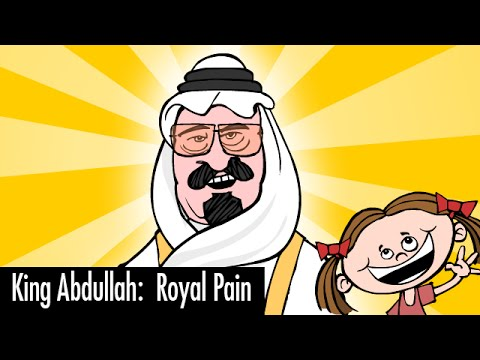 King Abdullah:  Royal Pain